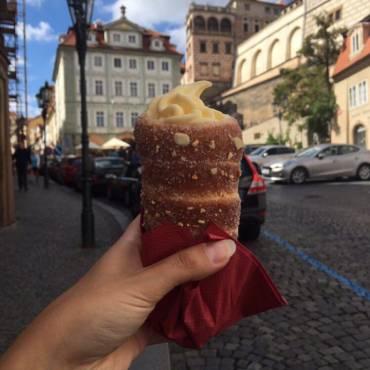 Гастрономические приключения по Праге