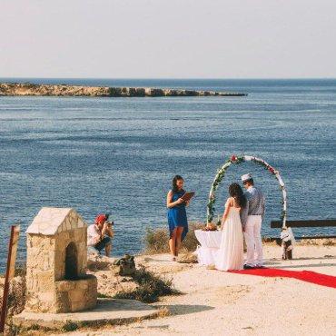 Свадебная церемония заграницей