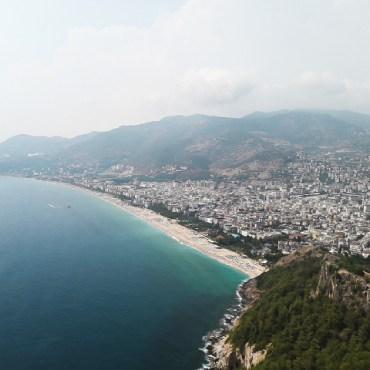Отели рядом с пляжем Клеопатра