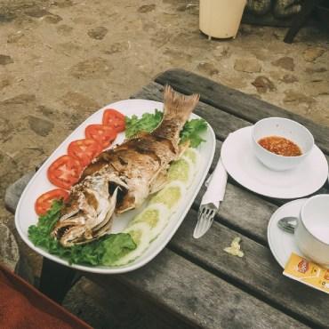 кафе и рестораны на хайнане