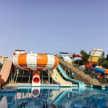 лучшие аквапарки Краснодарского края