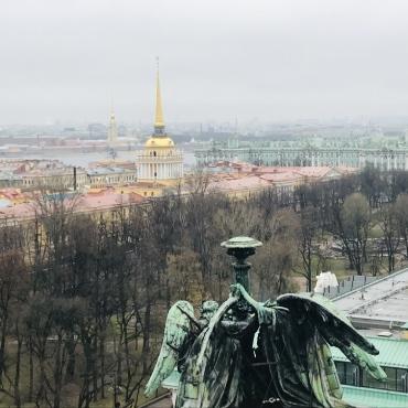 выходные в Санкт-Петербурге