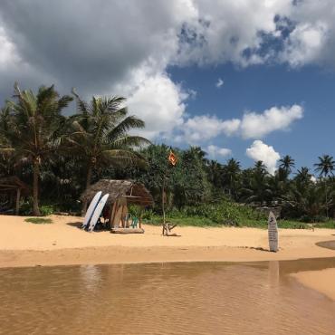 Пляжные отели Шри-Ланка